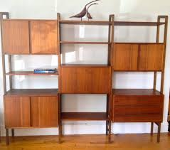 home design ideas mid century modern shelving unit diy mid