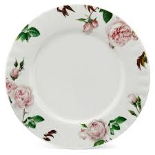 english rose dinner plate fine bone china gifts
