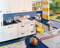 1940s Kitchen Design A 1940s Home Owners U0027 Book