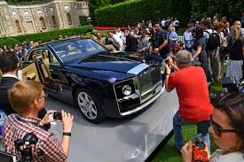 the rolls real life photos of the rolls royce sweptail