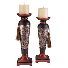 rustic home decor wholesale creatively southern i found wooden candlesticks at hobby lobby on