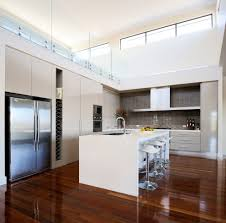 Kitchen Furniture Melbourne Melbourne Vertical Wine Rack Kitchen Contemporary With Glass Panel