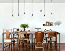 Bare Bulb Pendant Light Fixture Light Bulb Pendant Light Hawaiipk Me