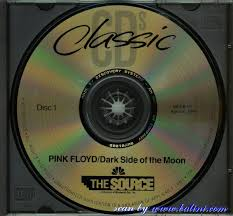 classic cds the side of the moon by pink floyd westwood