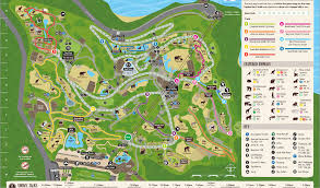 Washington Dc Zoo Map by Map Download Deboomfotografie