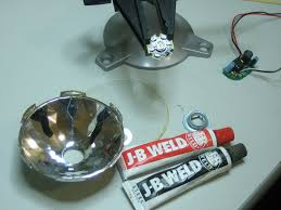 how to convert to led lights quickie projects convert your vintage light to led power
