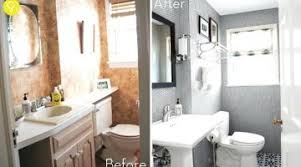 ideas for small bathrooms makeover fantastic mind blowing small bathroom makeover ideas mystic ideas