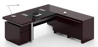 Modern Desks Interior Garven Desk Rear View Modern Desks For Offices Interior