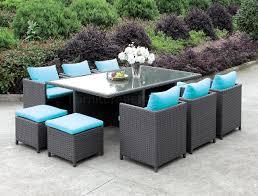 Patio Dining Set by Ashanti Cm Ot2127 11pc Outdoor Patio Dining Set