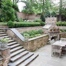Landscape Ideas For Backyard 10 Stunning Landscape Ideas For A Sloped Yard Sloped Backyard