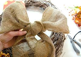 ribbon wreaths wreaths with burlap ribbon wreath made with burlap ribbon and wire