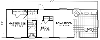 16x40 lofted cabin floor plans homes zone 16 x 48 2 bed 1 bath 744 sq ft floorplan hardwood through out the
