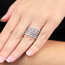 cheap sterling silver engagement rings stylish and fashionable cheap sterling silver rings for