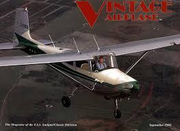 va vol 23 no 9 sept 1995 by eaa vintage aircraft association issuu