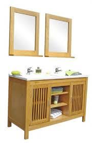 Real Wood Bathroom Cabinets by Wooden Bathroom Cabinets 0302 From Solid Wood Bathroom Cabinet