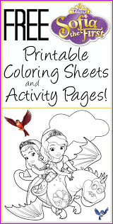 free printable the first coloring pages activity sheets