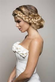 infinity headband bridal style infinity headband braid hairstyling updos