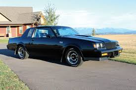 Buick Grand National Car The 2016 Barrett Jackson Russo And Steele Auctions In Scottsdale