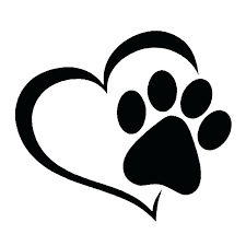 browse and free by tag paw on mag paw print black pictures