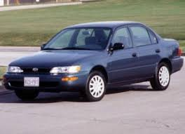 toyota corolla all 1997 check toyota corolla e10 engine capacity