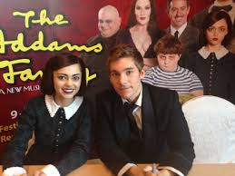 Adam Family Halloween Costumes by 37 Best Addams Family Musical Beef And Boards Images On Pinterest