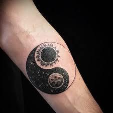 Yang Yang Tattoos 115 Best Yin Yang Designs Meanings Chose Yours 2018