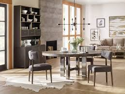 hooker furniture dining room curata 72in round dining table 1600