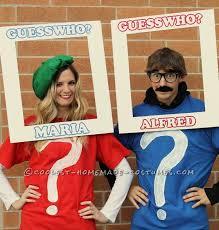 cool couple costume