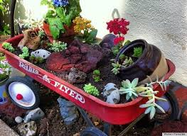 155 best garden ideas upcycled repurposed diys images on