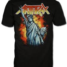Blind Guardian Shirts The Anthrax Official Store On Merchbar Anthrax Shirts Anthrax