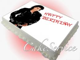 michael cake toppers michael jackson bad personalized cake edible birthday topper by
