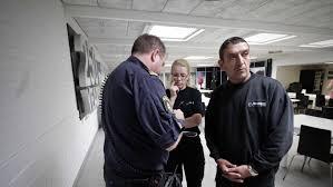 meet sweden u0027s most famous police officer an australian abc news