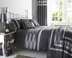 charcoal bedding new charcoal grey pintuck designed bedding matching items