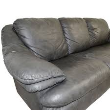 grey leather sofas for sale 73 off jennifer leather jennifer leather natale grey three