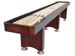12 Foot Dining Room Table Georgetown Shuffle Board Tables U2013 Featured Brand Of The Month