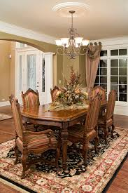 dining room columns with outdoor entertaining deck traditional and