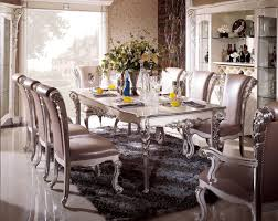 Italian Dining Room Furniture Silver Dining Room In Italian Styletop And Best Italian Classic