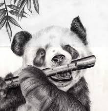 panda by xch3rryx on deviantart