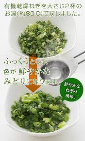 cr駱ine cuisine lohas food 日本樂天市場 有機乾燥葱 5g