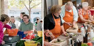 le marché des cours de cuisine cours de cuisine uzès cours de cuisine avec visite du marché avec chef
