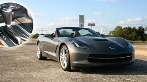 corvette stingray the eight speed automatic corvette stingray does not at all