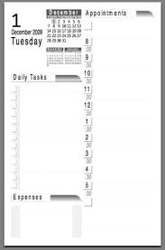 daily calendar templates daily weekly hourly planner calendar