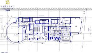 chateau floor plans chateau residences iles florida