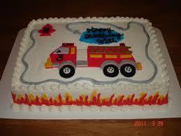 firetruck cake truck cake on cake central birthdays