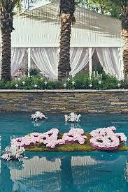 Ideas For Backyard Wedding Reception by 15 Pool Decor Ideas For Your Backyard Wedding Backyard Weddings