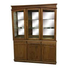 Display Hutch Vintage U0026 Used Cabinets Chairish