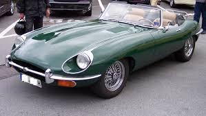 jaguar e type 2447402
