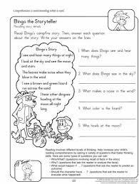 free christmas reading comprehension worksheets free worksheets
