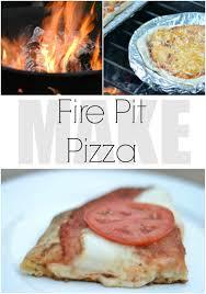 Firepit Pizza The Best Pit Pizza