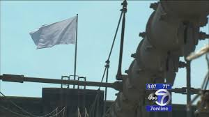 Brooklyn Flag Mayor De Blasio Calls Flag Changes At Brooklyn Bridge A U0027wake Up